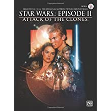 Star Wars Episode II - Attack Of The Clones, F Horn (Book & CD)