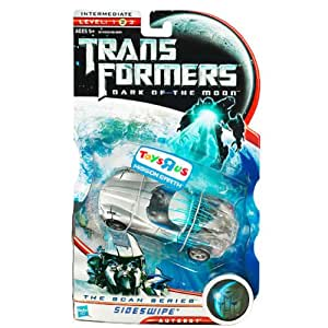 Transformers Dark of the Moon Mechtech Sideswipe 32118