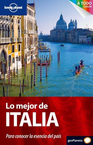 Lo mejor de Italia (Discover)