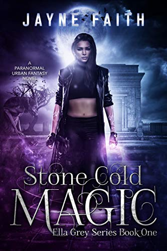 Urban Stone (Stone Cold Magic: A Paranormal Urban Fantasy Novel (Ella Grey Series Book 1) (English Edition))