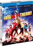 The Big Bang Theory - Season 5 (Blu-ray + UV Copy) [2012] [Region Free]