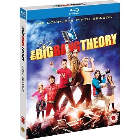 Big Bang Theory - Complete Season 5