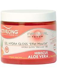Activilong Natural Touch Gel Hydra Gloss Effet Mouillé Hibiscus et Aloe Vera Bio 200 ml