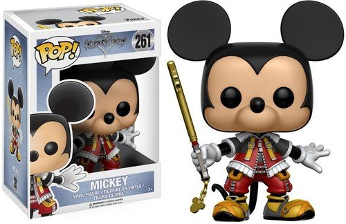 POP! Vinilo - Kingdom Hearts: Mickey