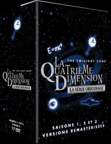 La Quatrième dimension (La série originale) - Saisons 1, 2 et 3
