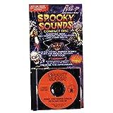 NET TOYS Halloween CD Gruselgeräusche rot 1 h Spielzeit Halloween Horror Geräusche Horrorgeräusche Gruselige Hintergrundgeräusche