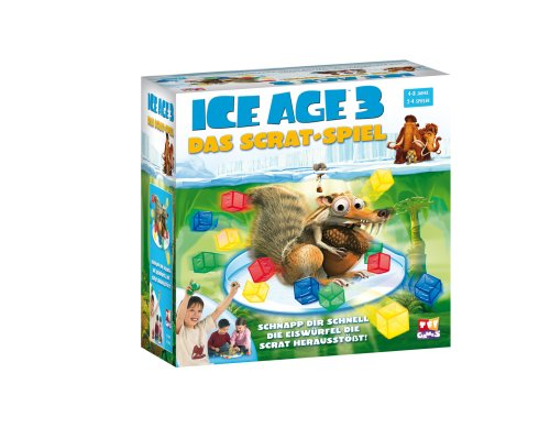 Hutter Trade Selection 876621 - Ice Age 3- Das Scrat- Spiel