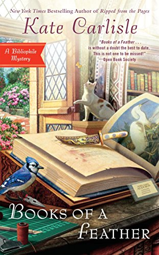 Books of a Feather (Bibliophile Mystery, Band 10) Carlisle Bay