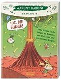 Warum? Darum! Geologie: Voll der Burner! Jede Menge freche Fragen zu brodelnden Vulkanen und wachsenden Bergen - Federico Taddia