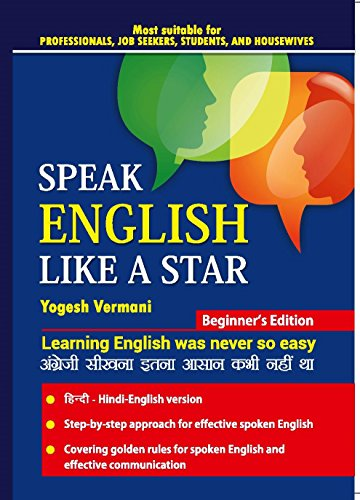 Speak english like a star learning english was never so easy speak english like a star learning english was never so easy by vermani fandeluxe Epub