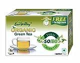 #6: Eco Valley Organic Green Tea, Tulsi, 30NO