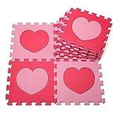 Moosgummi Buchstaben Spielmatte Bodenmatte Puzzle Puzzleteppich Puzzlematte