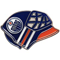 Edmonton Oilers Goalie Mask Pin