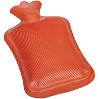 Wärmflasche, Wärmflasche aus Gummi, rot, 2Quarts oder 64Unzen preisvergleich bei billige-tabletten.eu