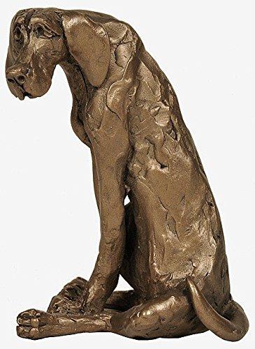Neue Emily den Patienten, kalt gegossen, bronze-Skulptur, kaltgegossen, von Paul Jenkins