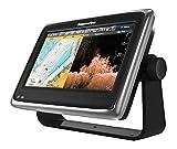 Raymarine E70234 A-Serie A98 WiFi-Touch Multifunktionsdisplay mit integriertem Down Vision Fischfinder ohne Geber/Karte 22,9 cm (9 Zoll)