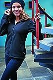 Regatta Damen Thor 300Fleece Jacke 40 schwarz