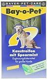 Bayer Mouth Guard 33270 Bay-o-Pet Zahnpflege Kaustreifen Spearmint großer Hund 140 g - 3