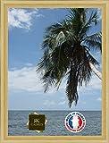 Inconnu Caisse américaine Format Paysage 15 50x65 / 65 x 50 Cadre Caisse Americaine Brut, 4 cm de Largeur, Cadre en Bois Cadre pour Une Toile Seulement