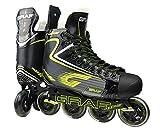 GRAF Maxx 22 Hockey Inliner Senior, Weite :R = Regular, Größe:6 = 39 1/3 = 24.5cm