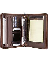 291b1b717 Portafolios de Piel Portafolio de Cuero A5 Conferencia de Cuero, 10.5  Estuche iPad Pro,