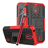 VA For Nokia 1 Phone Case Hybrid Rugged Armor Shockproof