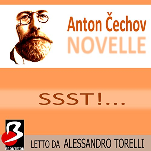 Novelle di Cechov: SST!...  Audiolibri