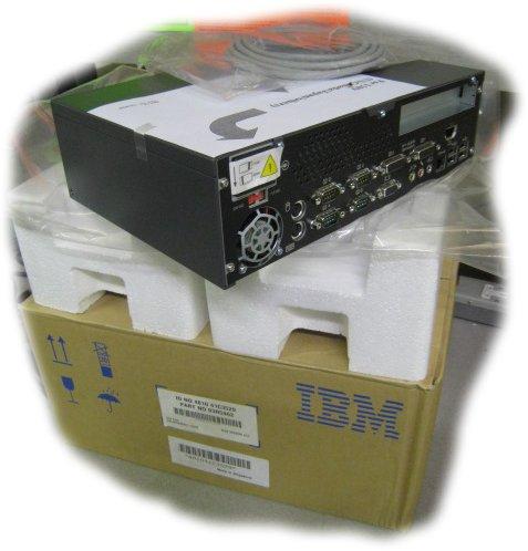 IBM Surepos 300Series Model 481032H Epos sistema composto da base desktop unità customer display unità cassetto contanti cassetto inserto e set di cavi