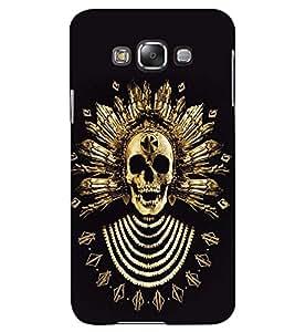 printtech Horror Back Case Cover for Samsung Galaxy Grand 3 G720::Samsung Galaxy Grand Max G720