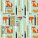 Pingianer 8,98€/m 100% Baumwolle 50x160cm Baumwollstoff