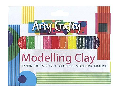 12-colours-modelling-clay-strips-children-kids-art-craft-plasticine-stick-party
