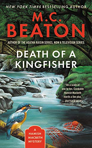Death of a Kingfisher (A Hamish Macbeth Mystery, Band 27)