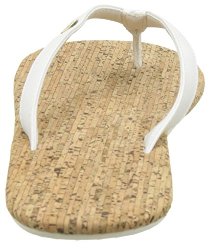 O'Neill - Fw Cork Bed Flip Flop, Infradito Donna Blanc (Pale Rose Blush)