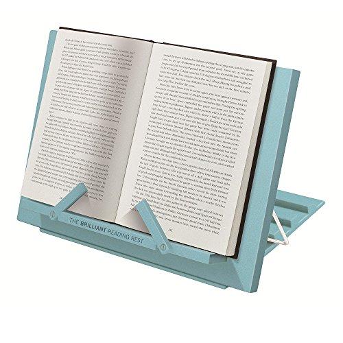 That Company Called If The Brilliant Reading Rest - Atril de lectura, color azul claro
