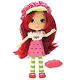 The Bridge Direct, Strawberry Shortcake, Berry Best Friend Doll, Strawberry Shortcake, 6 Inches by Strawberry Shortcake