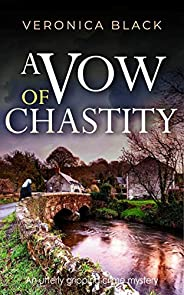 A VOW OF CHASTITY an utterly gripping crime mystery (Sister Joan Murder Mystery Book 2) (English Edition)