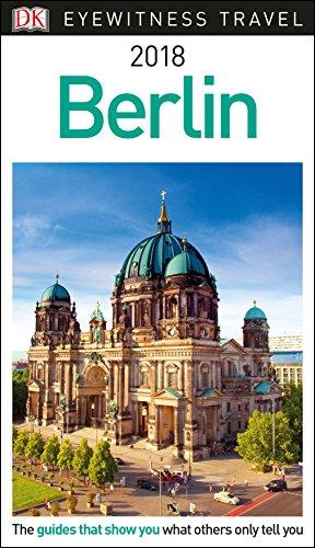 DK Eyewitness Travel Guide Berlin: 2018