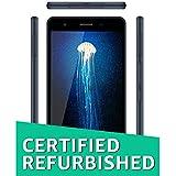 """(CERTIFIED REFURBISHED) Karbonn Aura 1, Water Resistant, 5.5"""" HD Display, 2GB, 16GB, Black, 13MP Camera"""