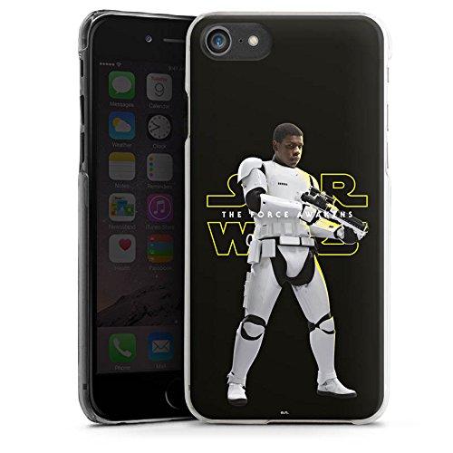 Apple iPhone 7 Silikon Hülle Case Schutzhülle Star Wars Das Erwachen der Macht Merchandise Fanartikel Hard Case transparent