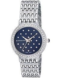 Giordano Analog Blue Dial Women's Watch - F0001-04