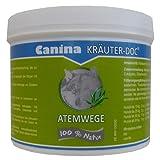 CANINA Kräuter-Doc Atemwege Pulver vet. 150 g Pulver