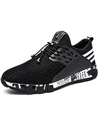 2017 nuevo primavera estudiantes de zapatillas casual transpirable zapatos zapatillas,negro 41-yarda