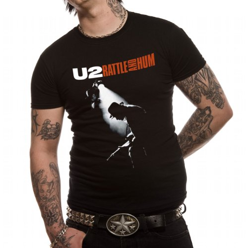 Rattle and Hum (T-Shirt Größe S) - Revolution Tee Herren