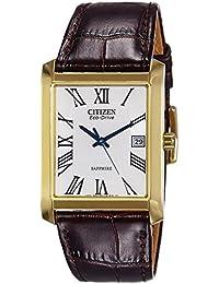 Citizen Analog White Dial Men's Watch - BM6782-01B