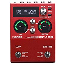 BOSS RC-10R Next Generation Rhythmic Loop Station