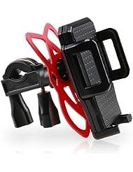 minify Fahrrad Handyhalterung / Handyhalter für Motorrad Moped Rad / GPS Navi Handy Tablet Halterung Downhill