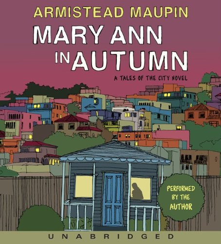 Mary Ann in Autumn CD (Tales of the City Novels)