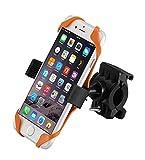 Fahrrad-Telefon-Halter, icefox® Universal Docking-Station Fahrrad-Halterung für iPhone, Android Smartphones, GPS und...