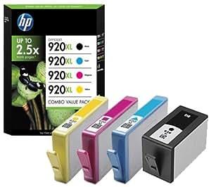 Hewlett Packard HPC2N92AE Cartouche d'Encre Multipack