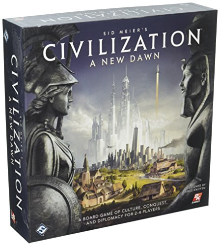 Sid Meier's Civilization: A New Dawn - English